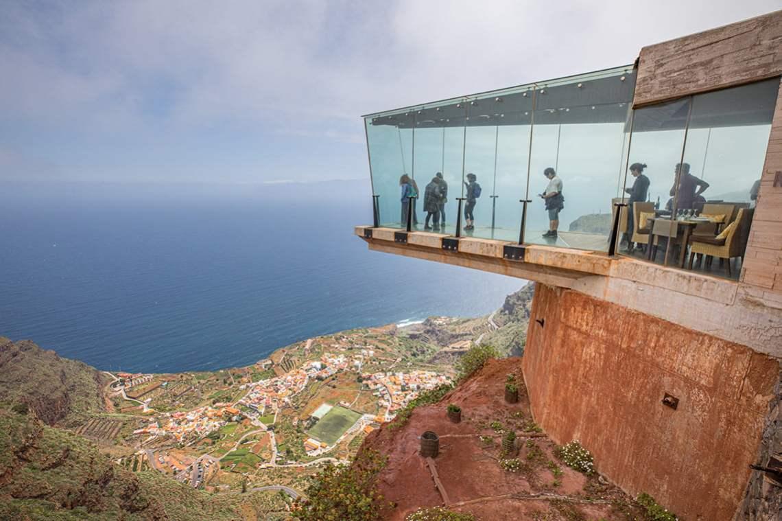Guide to La Gomera - Mirador de Abrante