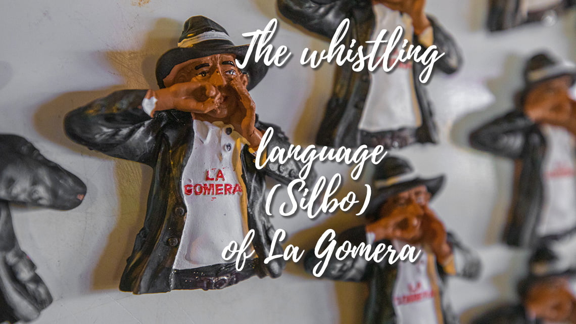 The whistling language of La Gomera