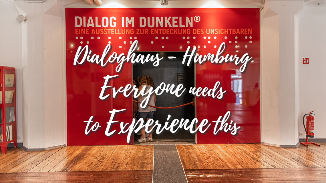 Dialoghaus is a place that more people need to know about.
