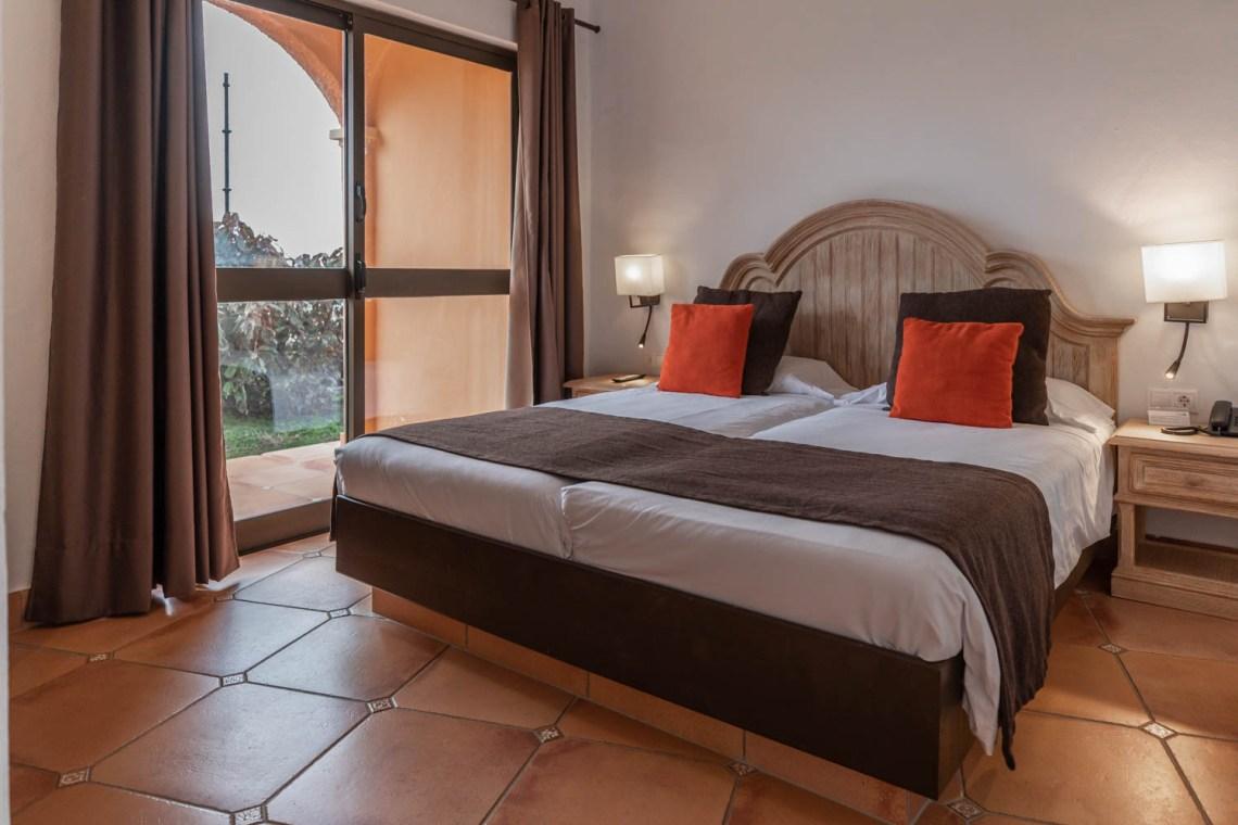 The room at La Pared
