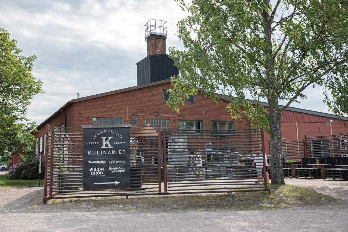 Kulinariet in Stora Skedvi - our first thoughts