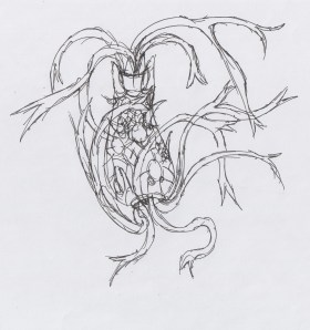 Alien Organism 3
