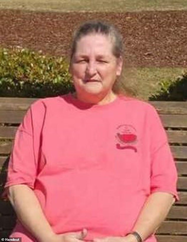 Gloria Satterfield, 57, (pictured) had been the Murdaugh housekeeper for around 25 years when she died following a mystery 'trip and fall' inside the Murdaugh family in 2018