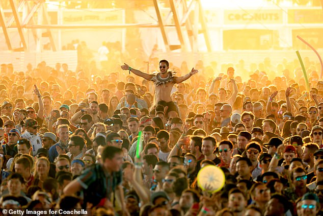 The 2019 Coachella, the most recent edition of the festival, welcomed 99,000 people per day