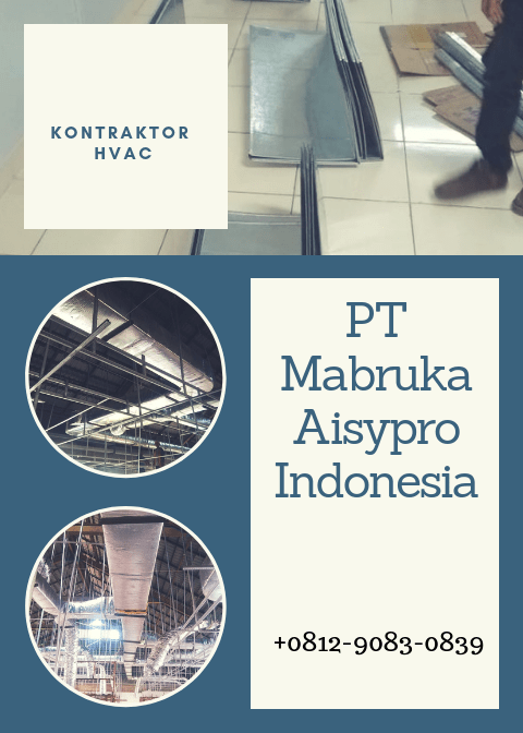 kontraktor hvac indonesia