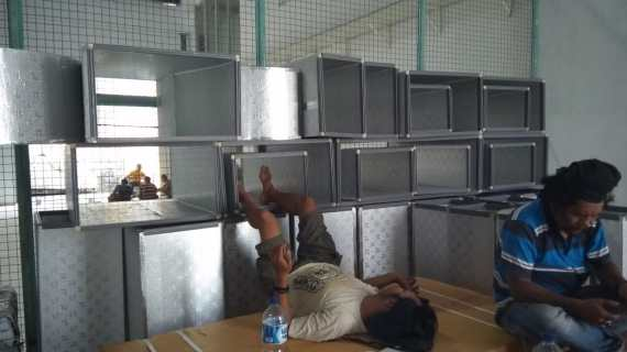 Jasa Pemasangan dan Instalasi AC Split Duct