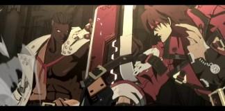 Sol Badguy faces off against Nagoriyuki