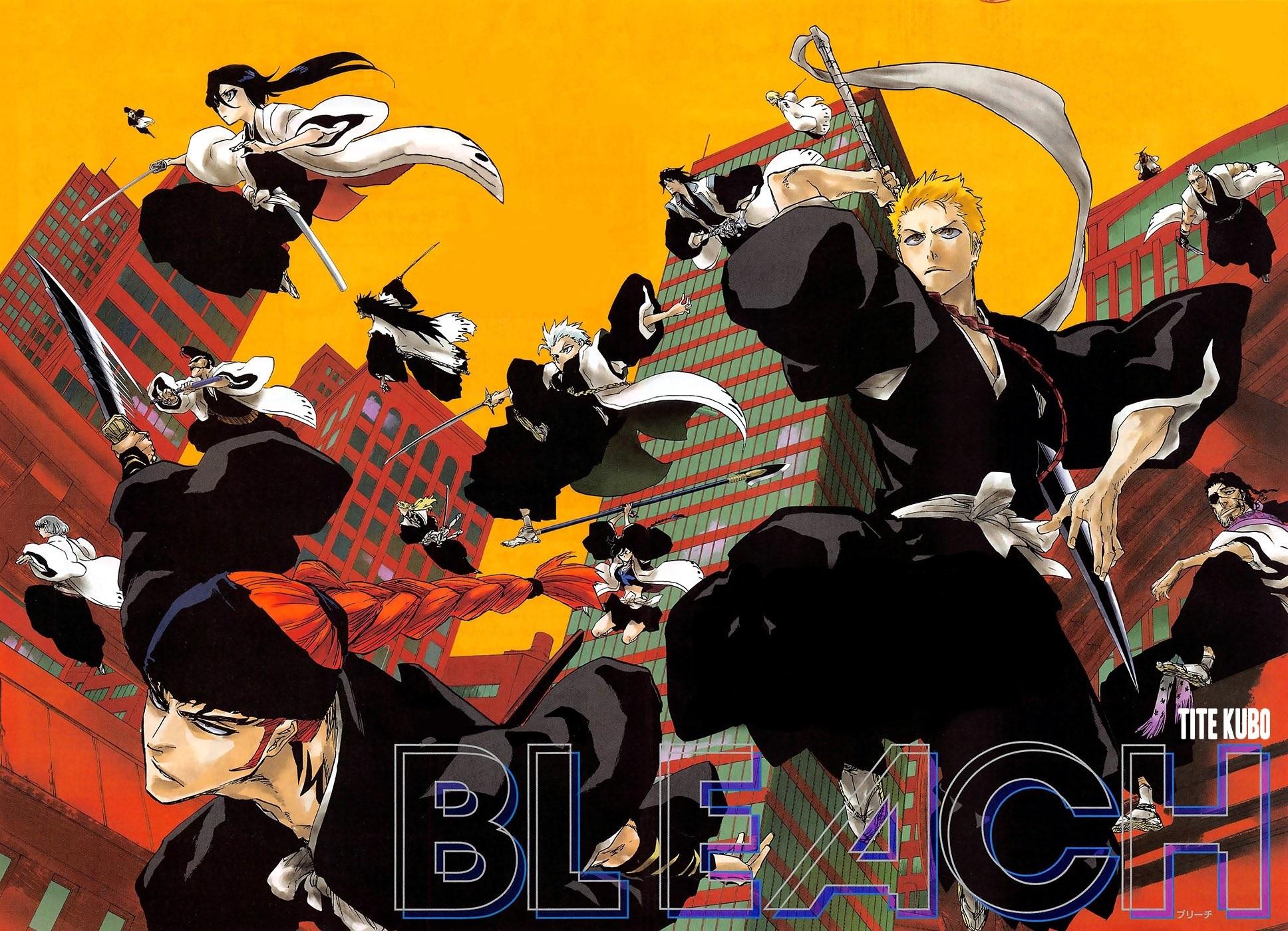 Bleach Arcs