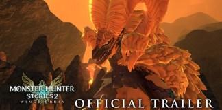 New update for Monster Hunter Stories 2: Wings of Ruin