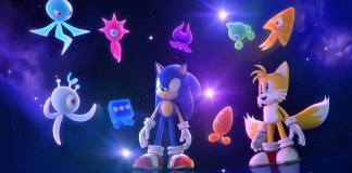 Sonic and the Wisps