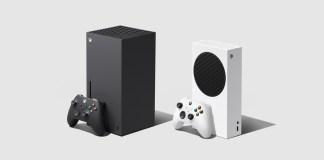 Xbox Series X|S consoles
