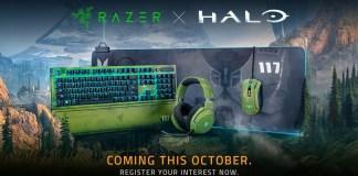 Razer's Halo Infinite PC gear