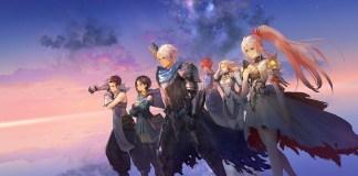 Tales of Arise illustration by Minoru Iwamoto
