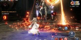 Seven Knights II gameplay