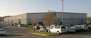 Blackstone real estate affiliate IndCor Properties Inc. purchased 16.3 million square feet of space in June 2012 from the Australian investor, Dexus Property Group, and another 23.3 million square feet of West Coast industrial properties from an unnamed fund in a deal that included this 122,000-square-foot warehouse at 6105 Trenton Lane in Plymouth. IndCor has become one of the nation's biggest warehouse landlords. (Submitted photo: CoStar)