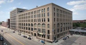 An entity of New York-based Goldman Sachs has purchased the historic TractorWorks office building in Minneapolis' North Loop neighborhood. (File photo: Bill Klotz)
