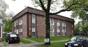 An entity related to Minneapolis-based Elmwood Properties bought this 24-unit apartment building at 817 12th Ave. SE in Minneapolis for $1.775 million, adding to its portfolio of apartments aimed at students at the University of Minnesota. (Submitted photo: CoStar Group)