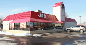 A private investor group from Kansas has paid $1.94 million for this Arby's restaurant at 8016 Brooklyn Blvd. in Brooklyn Park. (Photo: Bill Klotz)