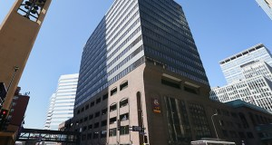 By the end of 2015, TCF Bank will leave its 98,000-square-foot space at the TCF Tower at 121 Eighth St. S. in downtown Minneapolis. (Staff photo: Bill Klotz)