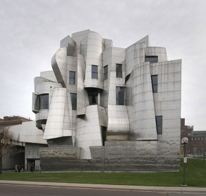 MG McGrath has fabricated and installed exteriors on some of the Twin Cities' best-known buildings, among them the Weisman Art Museum at the University of Minnesota. (File photo)