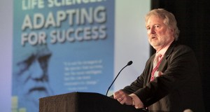 G. Steven Burrill, CEO and founder of Burrill & Co., spoke at a life sciences conference in 2010. (File photo: Bill Klotz)