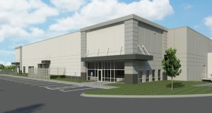 DataBank plans to retrofit the 88,000-square-foot former Taystee Foods building at 3255 Neil Armstrong Blvd. in Eagan for a data center. (Submitted rendering)