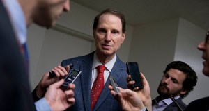 Senate Finance Committee Chairman Ron Wyden, an Oregon Democrat, proposes adding $9 billion to the U.S. Highway Trust Fund by raising a heavy-vehicle use tax and making other tax and compliance changes. (Bloomberg News file photo)