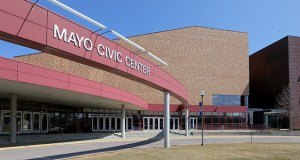 The city of Rochester approved a project labor agreement Monday for the $85 million expansion and renovation of the Mayo Civic Center, 30 Civic Center Drive SE. (File photo: Bill Klotz)