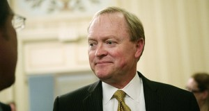 David Olson had served as president of the Minnesota Chamber of Commerce since 1991. (File photo)