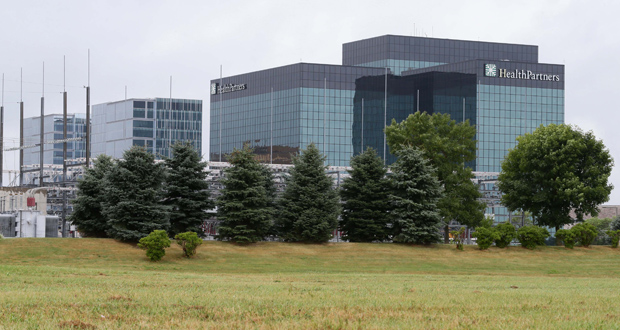 The Metropolitan Airports Commission owns about four vacant acres on the southeast corner of American Boulevard and 28th Street in Bloomington, about two blocks east of the Mall of America. (File photo: Bill Klotz)