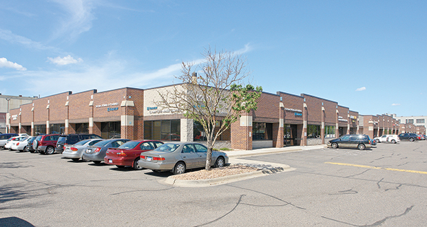 Some new owners of older flex space are able to offer more tenant improvements and concessions because they paid less for the properties than the previous owners. One example is Connecticut-based Greenfield Partners, which purchased the University Crossing flex medical-office building at 2200 University Ave. W. in St. Paul as part of an eight-property portfolio in January. (Submitted photo: CoStar Group)