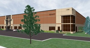 Malvern, Pennsylvania-based Liberty Property Trust plans on constructing a 240,000-square-foot warehouse distribution building in Dayton off Interstate 94, between the County Road 101 and Maple Grove Parkway exits. (Submitted rendering: Liberty Property Trust)