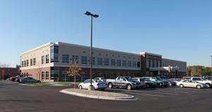 Fridley Medical Center, 480 Osborne Road NE, Fridley (Submitted photo: CoStar)