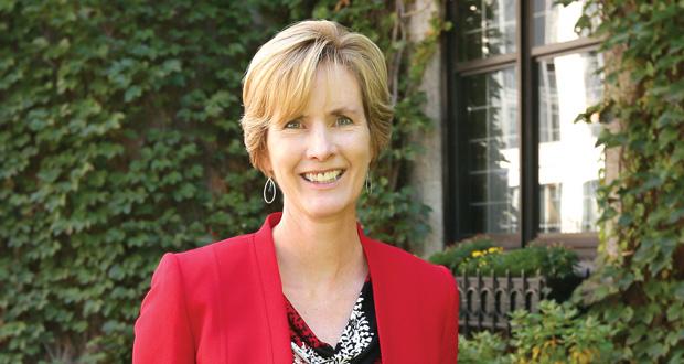 Beth Strinden Kadoun (Staff photo: Bill Klotz)
