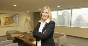 Angie O'Leary (Staff photo: Bill Klotz)