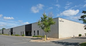 The five-building campus of the Westpoint Business Center at 13801-13895Industrial Park Blvd. in Plymouth is about 85 percent leased. (Submitted photo: CoStar)