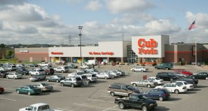 Cub Foods leases about 65,000 square feet at the Crossroads of Shakopee shopping center, on the northwest quadrant of Marschall Road and Highway 169. The entire complex sold for $25.05 million in late December. (Submitted photo: CoStar Group)