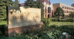 William Mitchell College of Law and Hamline University School of Law are three miles apart geographically but will become one as soon as the ABA approves. (file photo)