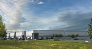 The Opus Group plans to develop the 169 Business Center, a 145,800-square-foot industrial warehouse on the southeast quadrant of 85th Avenue and Wyoming Avenue North in Brooklyn Park. Construction will begin in May. (Submitted rendering: Opus AE Group)