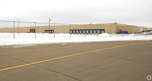 Polaris has signed a lease for about three-quarters of the 1.1-million-square-foot distribution building at 901 Canterbury Road in Shakopee. (Submitted photo: CoStar Group)