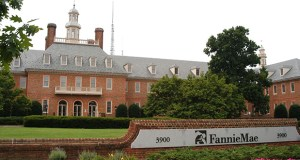 Fannie Mae headquarters are seen July 28, 2003, in Washington, D.C. (Bloomberg file photo)