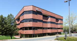 The Braemar Office Park consists of two four-story buildings, built in 1983, at 7900 and 8000 W. 78th St. in Edina. (Submitted photo: CoStar)