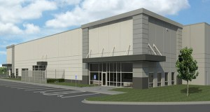 Dallas-based DataBank used this rendering as a model when the company redeveloped the former commercial bakery at 3255 Neil Armstrong Blvd. in Eagan into a nearly 90,000-square-foot data center. (Submitted photo: CoStar)