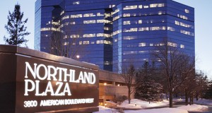 A Fargo-based real estate investment trust closed on its share of the 298,171-square-foot Northland Plaza at 3800 American Blvd. W. in Bloomington. (File photo: Bill Klotz)