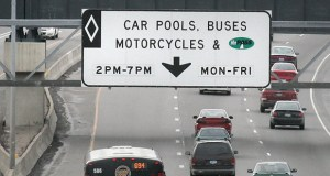 The first MnPASS HOT lane opened 10 years ago. The majority of MnPASS users are in car pools or are riding transit. (File photo: Bill Klotz)