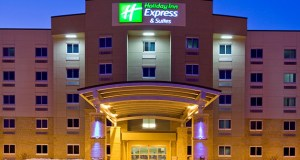 The Holiday Inn Express at 2051 Adams St. in Mankato is slated to be converted to the national chain's new Formula Blue package of property upgrades and amenities. Work will be done in phases beginning in January. (Submitted photo: IHG)