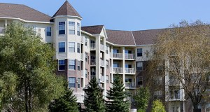 Maryland-based CAPREIT struck a $19.5 million deal to buy the Provence Luxury Apartments at 1701 W. 143rd St. in Burnsville from Minneapolis-based Boisclair Corp. (Staff photo: Bill Klotz.)