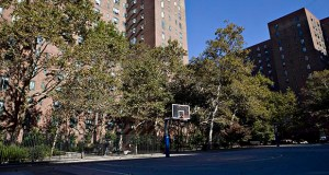 Blackstone's $5.3 billion acquisition of New York's Stuyvesant Town-Peter Cooper Village earlier this month is the latest of more than $45 billion of deals led by Nadeem Meghji and Tyler Henritze. Bloomberg file photo