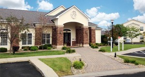 The GrandeVille at Cascade Lake rental townhomes in Rochester sold for $202,899 per unit. Submitted image: CBRE