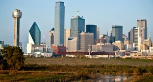 Dallas, with its diverse job market, helped make the Dallas-Fort Worth area tops for commercial-property investment, according to a report released Wednesday by the Urban Land Institute and PricewaterhouseCoopers (Bloomberg file photo)